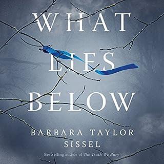 What Lies Below cover art