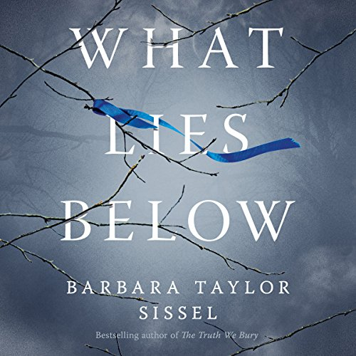 What Lies Below audiobook cover art