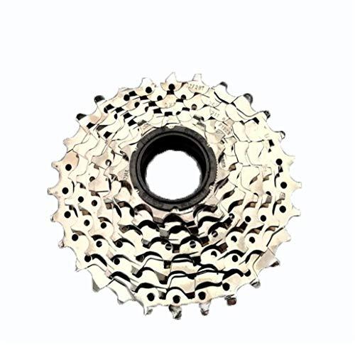 YGXICN Ruota Libera 7 velocità Biciclette volano Cassette MTB Mountain Road Bike Torre Pieghevole Ruota dentata Cassette Pignoni E Ruote Libere