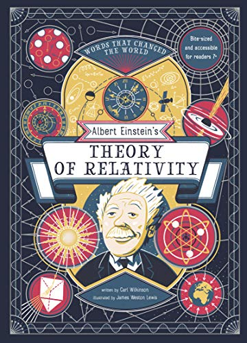 Image of Albert Einstein's Theory of Relativity: Words That Changed the World