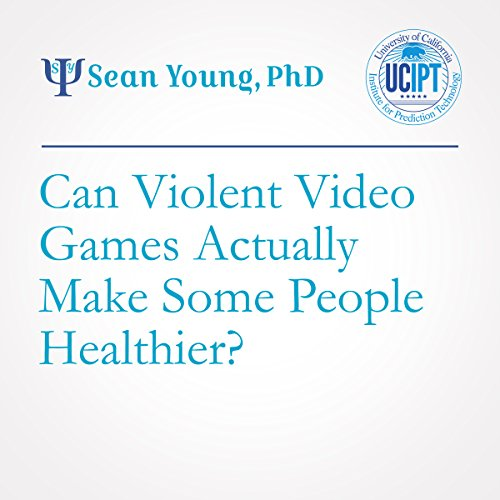 Can Violent Video Games Actually Make Some People Healthier?  audiobook cover art
