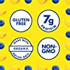 Luna BAR - Mashups - Gluten Free Snack Bars - Lemon Zest & Blueberry - 7g of Protein - Non-GMO - Plant-Based Wholesome Snacking - On The Go Snacks (1.69 Ounce Snack Bar, 15 Count) #1