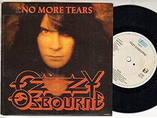 OZZY OSBOURNE - NO MORE TEARS - 7 inch vinyl / 45