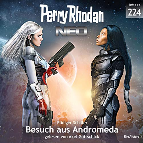 Besuch aus Andromeda cover art
