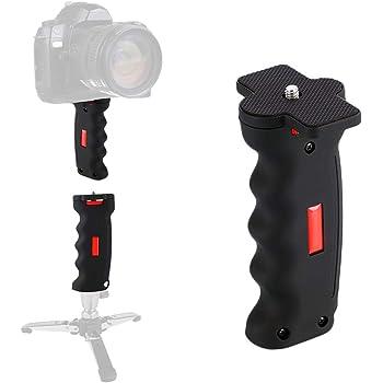 Panasonic Lumix DMC-FX12 Vertical Shoe Mount Stabilizer Handle Pro Video Stabilizing Handle Grip for