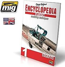 Ammo of Mig Encyclopedia of Aircraft Modelling Techniques VOL.1 : COCKPITS #6050