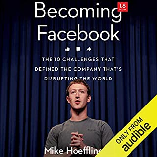 Becoming Facebook cover art
