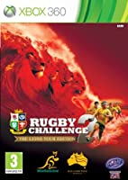 Rugby Challenge 2-the Lions Tour Edition (UK Cover