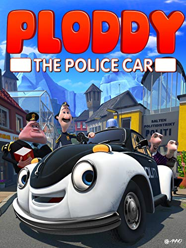 Ploddy the Police Car Makes a Splash