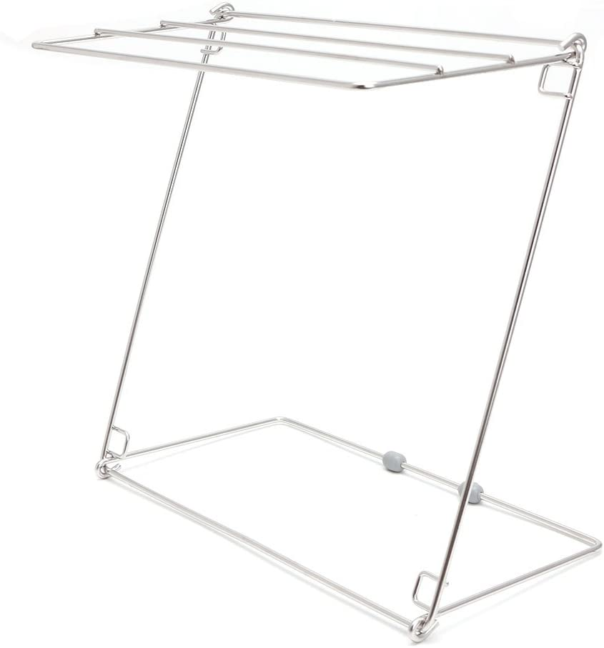 SHUANGSHI Towel Rack Foldable Ranking integrated 1st place Bathroom Quality inspection Ste Stainless