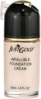 Just Gold Infallible Foundation 50ml (JG-9245-3)