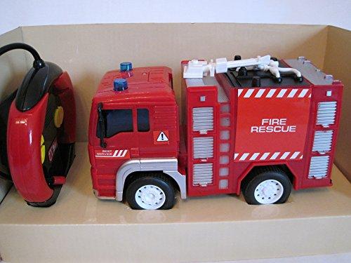 RC Auto kaufen Feuerwehr Bild: Wenyi RC Feuerwehrauto ferngesteuertes Spielzeug Feuerwehr Auto Ferngesteuert NEU*