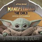 Star Wars Baby Yoda 2021 Calendar