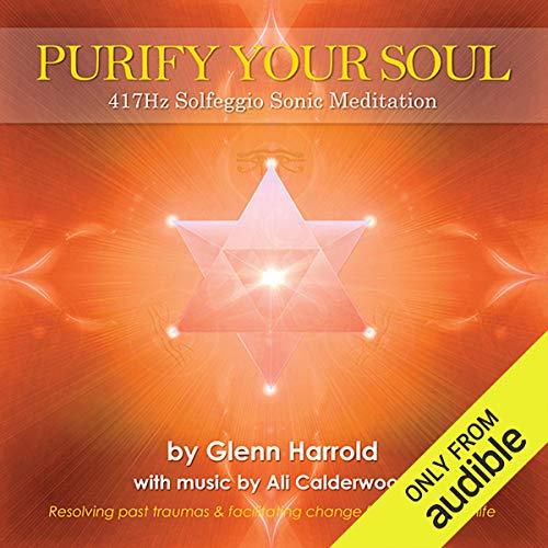 417hz Solfeggio Meditation audiobook cover art