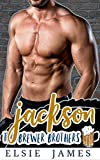 Jackson: Single Mom Curvy Girl Romance (The Brewer Brothers Book 6) (English Edition)