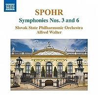 Spohr: Symphonies Nos 3 & 6