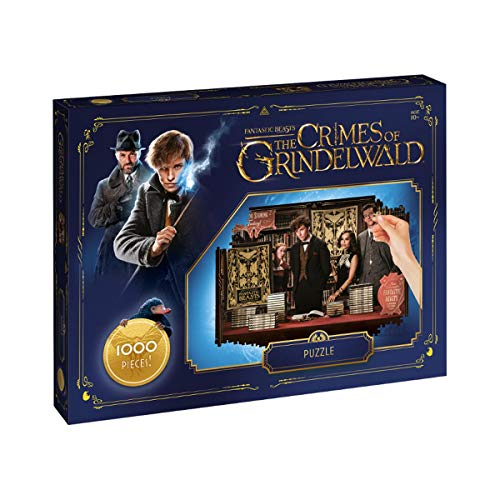 Fantastic Beasts The Crimes of Grindelwald, Puzzle 1000 Stück