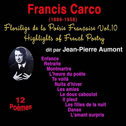 Couverture de Francis Carco