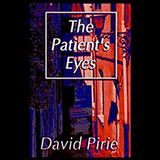 The Patient's Eyes audiobook cover art