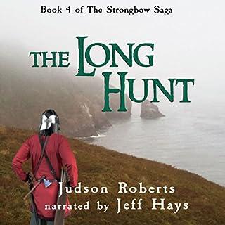 The Long Hunt audiobook cover art