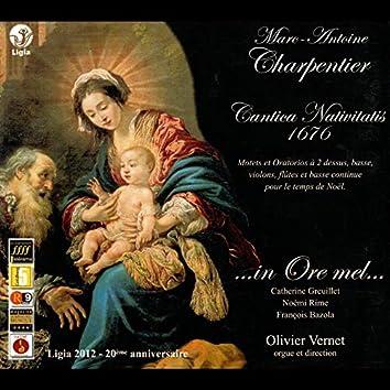 Charpentier: Cantica Nativitatis 1676