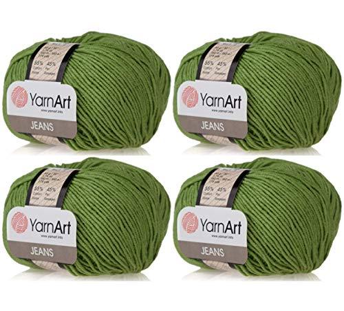 Hilo Vaqueros  marca Yarn Art