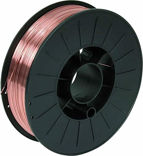 5 KG Schweissdraht SG2 0,8mm 5kg D200mm Stahldraht Schutzgas MIG/MAG G3Si
