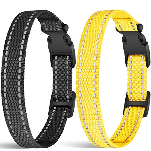 Paipaitek Collar Replacement Strap Compatible with Petsafe, Patpet, Garmin, Dogtra, Petrainer, Dog Care, Sportdog Field Trainer, Trainpro Dog Training Collar Receiver