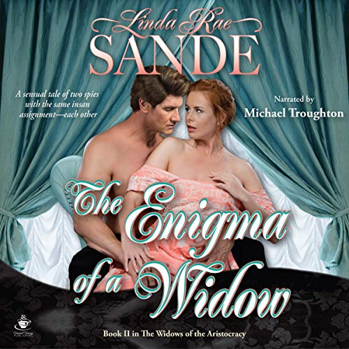 The Enigma of a Widow cover art