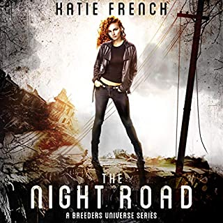 The Night Road: A Young Adult Dystopian Romance cover art