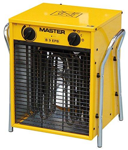 Master 4510059.0 elektrische kachel B 9 EPB 9 kW tot 150 m3