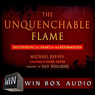 The Unquenchable Flame cover art