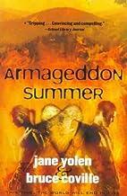 Armageddon Summer[ ARMAGEDDON SUMMER ] by Yolen, Jane (Author) Jul-26-99[ Paperback ]