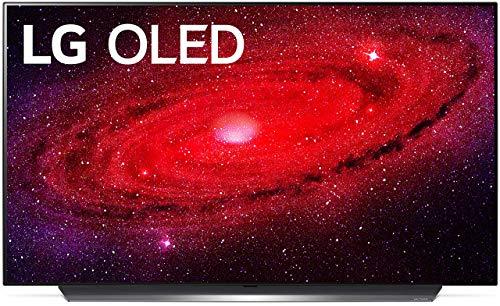 LG OLED48CXPUB Alexa Built-In CX 48' 4K Smart OLED TV (2020) (Renewed)