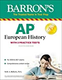 AP European History: With 2 Practice Tests (Barron's Test Prep)