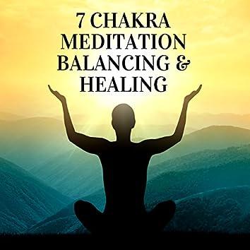 7 Chakra Meditation Balancing & Healing, Binaural Beats for Relaxation