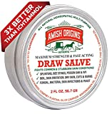 Drawing Salve Ointment 2 fl oz, Boil...