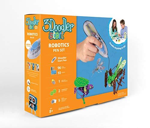 3DOODLER 62135 Start Robotics Pen Set, Multicolored