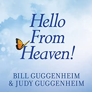 Hello From Heaven! audiobook cover art