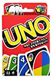 UNO Card Game Customizable with Wild Cards Fun Card Game Party Entertainment Korean Ver