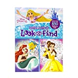 Best Books For 5 Year Old Girls - Disney Princess - Lots and Lots of Look Review
