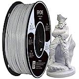 Filamento PLA de mármol de Eryone 1.75mm, filamento de impresión 3D PLA para impresora/pluma FDM 3D, 1kg 1 carrete