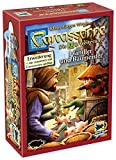 Asmodee Carcassonne - Händler und Baumeister, 2. Erweiterung, Familienspiel, Deutsch