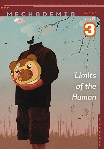 Mechademia 3: Limits of the Human (English Edition)
