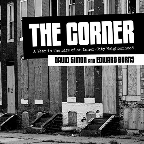 The Corner cover art
