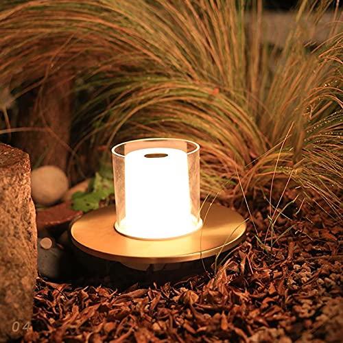 Lámpara de Mesa Sensación remota de Infrarrojos Lámparas de Noche Lámparas de Escritorio Timmable Cálido Tacto Luz de Noche para Dormitorio Bebé Niños Habitación,Gris