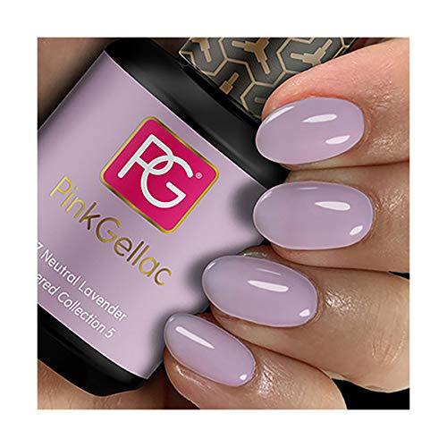 Pink Gellac Gel Nagellak Kleur 277 Neutral Lavender