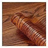 ZSFBIAO Vinilo Pegatina Muebles de Cocina Decorativo Rollo Papel Adhesivo Papel Adhesivo para Muebles Cocina Baño a Prueba de Agua (Size:120cm*5m,Color:Pear Tree)