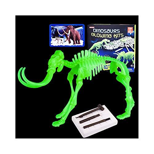 Dino Dig Kit, Kit Di Scavi Fossili Di Dinosauro, Scheletro Di Fossili Di Dinosauro Di Scavo, Kit Di Scienza Di Dinosauro Di Epoca Giurassica, Kit Di Archeologia Di Dinosauro Di Scavo Per Bambini