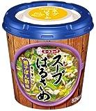 スープはるさめ 柚子ぽん酢味 32g ×6個